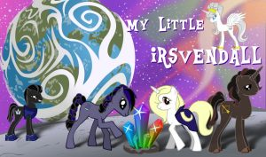my little Irsvendall pony